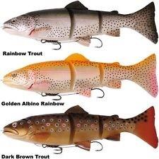 Savage Gear 4D Line Thru Trout 25cm 180g SS 01-Rainbow Trout