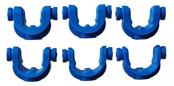 JAG Grip L Blue Inserts