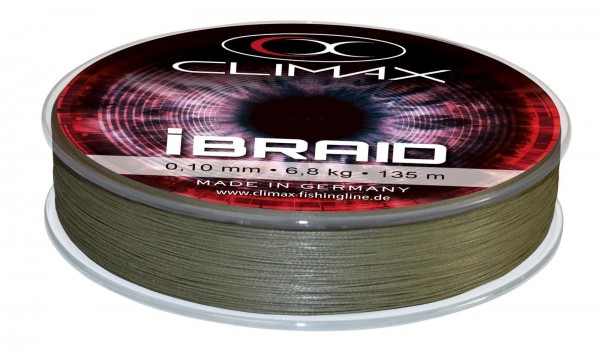 Climax iBraid olive 3000m
