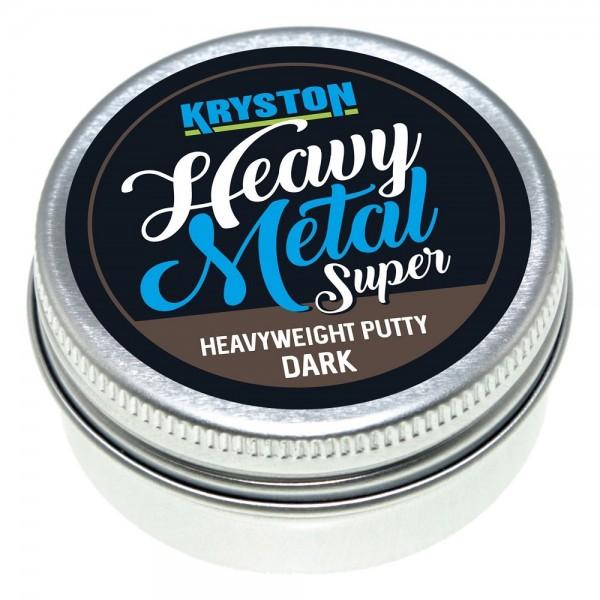 Kryston Heavy Metal Super Heavyweight Putty Dark Silt 20g