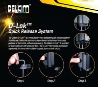 Delkim Quick Release System Single Set