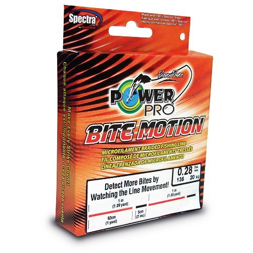 PowerPro 150m 0,13mm 8kg Bite Motion