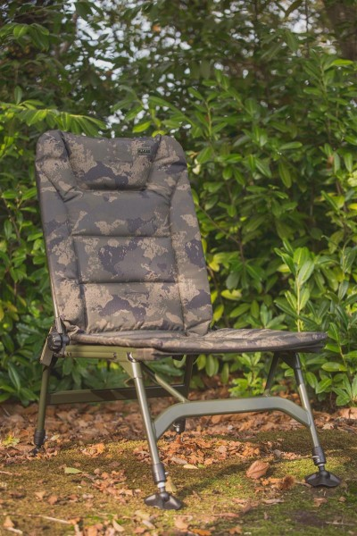 Solar Tackle UnderCover Camo Session Chair