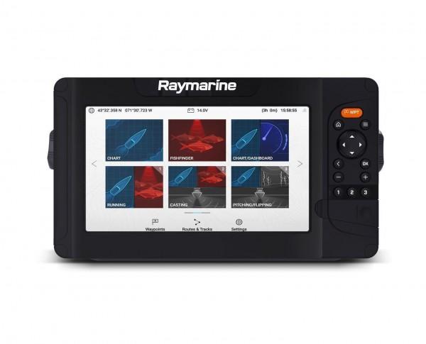 Raymarine Element 9 Hypervision ohne Geber