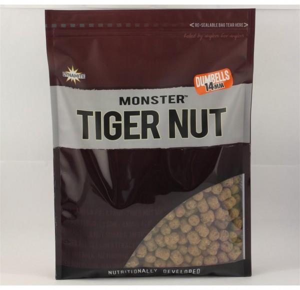 Dynamite Baits Monster Tiger Nut Dumbells 14mm 1kg