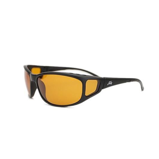 Fortis Wraps Amber Polarised Sunglasses