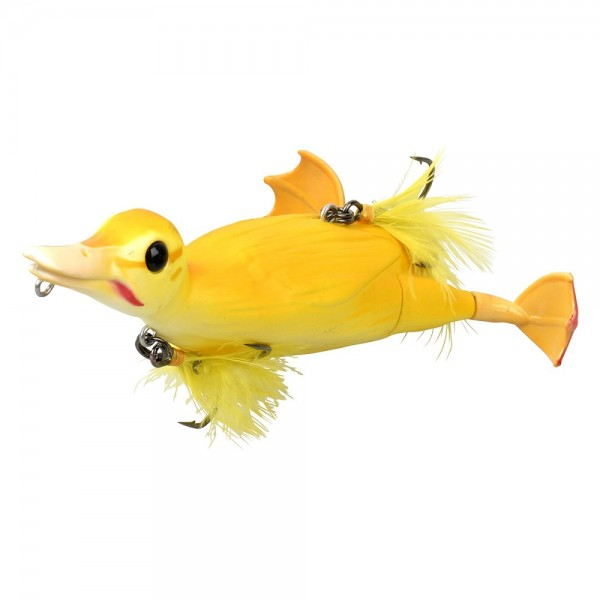 Savage Gear 3D Suicide Duck 10,5cm 28g Yellow