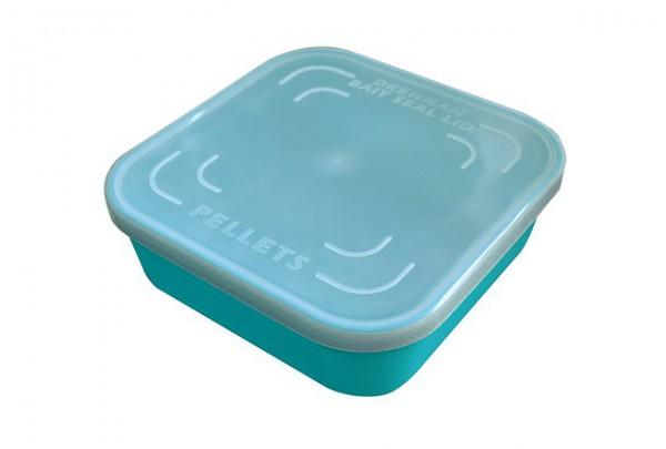 Drennan Pellet Bait Seal Box Aqua 2.2 Pt