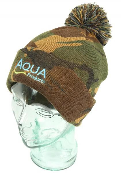 Aqua Products Camo Bobble Hat