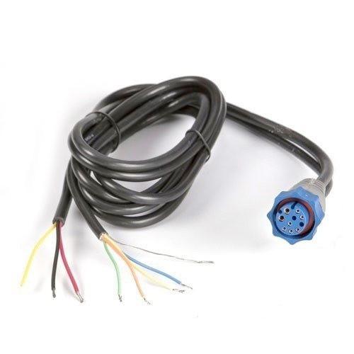 Lowrance LEI Strom NMEA0183 Kabel für HDS, Elite, HDI und Chirp