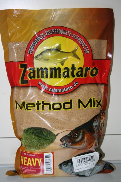 Zammataro Heavy Method Mix 1kg
