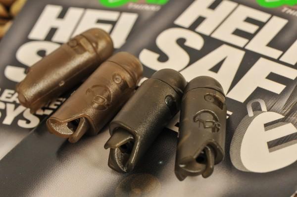 Korda Heli Safe Lead Release System Brown