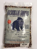 Gorilla Baits Roter Mais - Bordeaux Mais 1kg