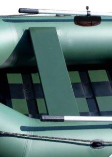 Allroundmarin Holzsitz 85cm grün für AS330