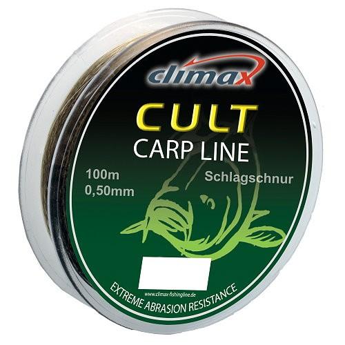 Climax Carp Line Schlagschnur 0,60mm 100m