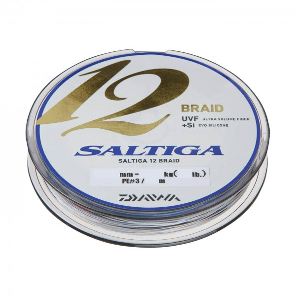 Daiwa Saltiga 12 Braid EX+SI 0,33mm 300m