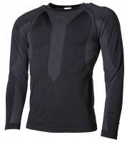 Fox Outdoor Thermo-Sport-Funktionsunterhemd langarm schwarz