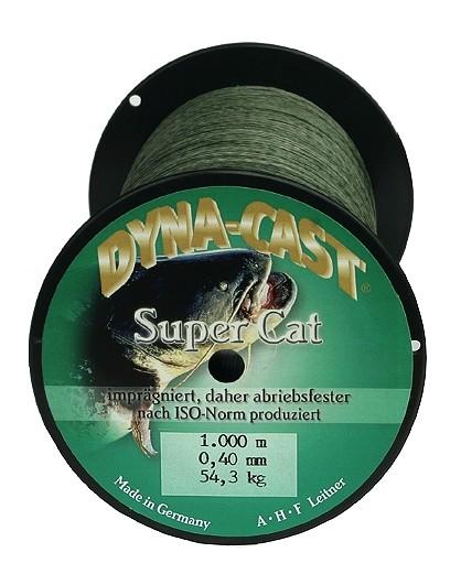 A.H.F. Leitner Dyna Cast Super Cat Grün 100m