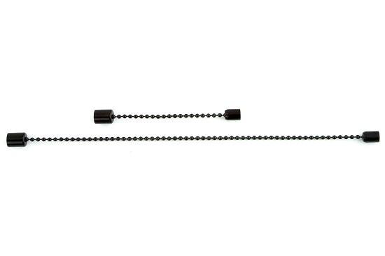 "Fox Black Label 3"" Ball Chain"