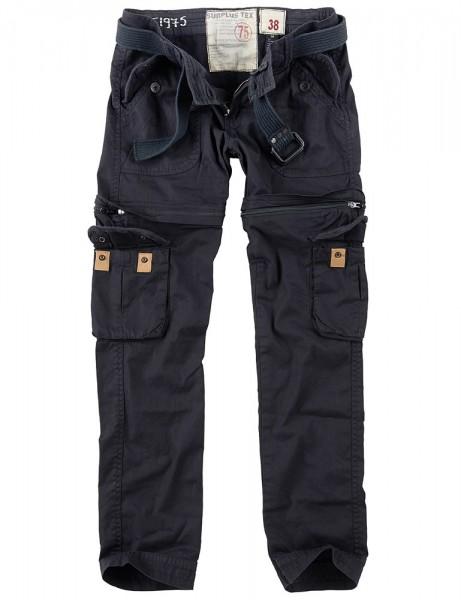 AZ Surplus Premium Ladies Trekking Trouser Schwarz