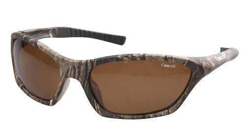 ProLog Max4 Carbon Polarized Sunglasses - Amber (Sun and Clouds)