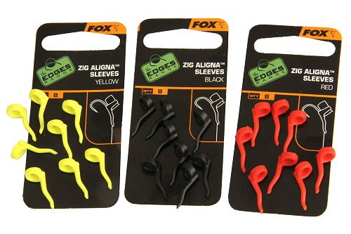 Fox Black Zig Aligna Sleeves