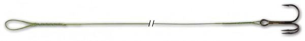 Cannelle Nyflex Stahlvorfach mit Drilling