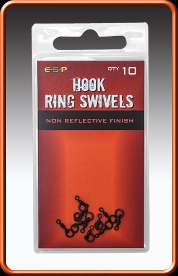E-S-P Hook Ring Swivel