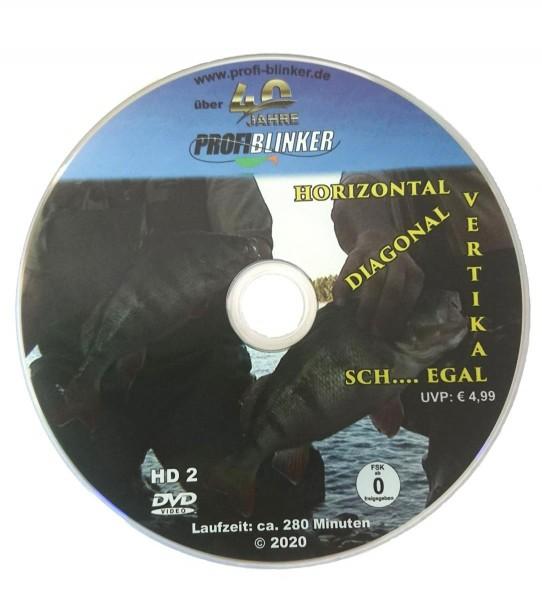 Profiblinker DVD Horizontal Vertikal Diagonal Sch....egal