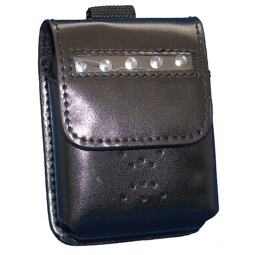 ATT Tackle Deluxe Receiver Leather Case