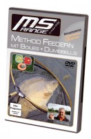 MS-Range DVD Method Feedern m. Boilies + Dumbells