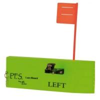 Iron Claw PFS Lure Board Left