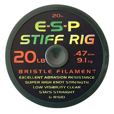 E-S-P Stiff Rig Filament 15lb 20m