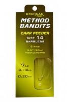 Drennan Method Bandits Carp Feeder Size 16