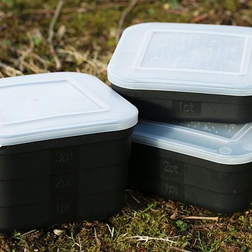 Gardner Maggot Bait Box Tub 2.5 Pint