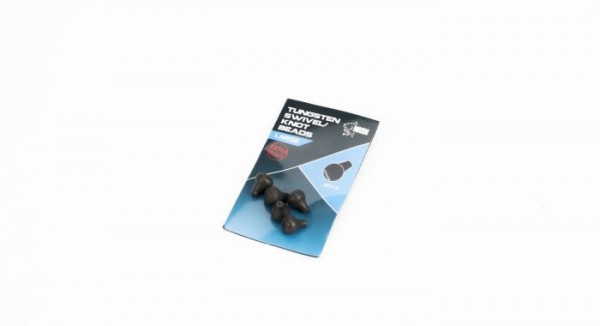 Nash Tackle Tungsten Swivel Beads Small