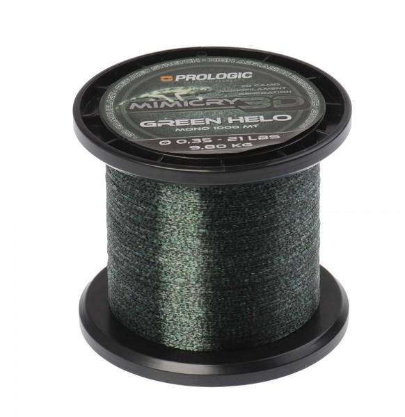 ProLogic Mimicry Green Helo 1000m 0,26mm 5,2kg 11lbs