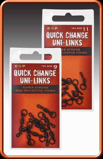 E-S-P Quick Change Uni-Links Size 9