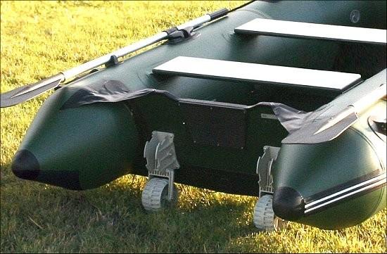 Allroundmarin klappb.Räder für Schlauchboote bis 100 kg