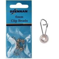 Drennan Clip Bead 6mm
