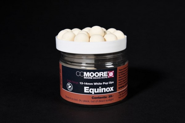 CCMoore Equinox White Pop Up 13/14mm