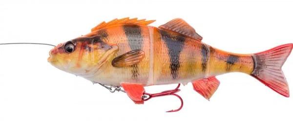 Savage Gear 4D Line Thru Perch17cm 63g SS - Albino