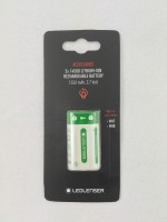 LED Lenser Lithium Ion Rechargeable Battery 3,7V, 1550 mAh