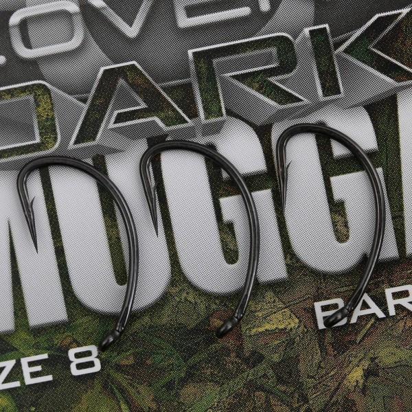 Gardner Covert Dark Mugga Hook Barbed
