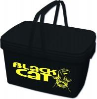 Black Cat Eimer 38cm Schwarz