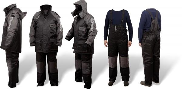 Quantum Winter Suit schwarz/grau