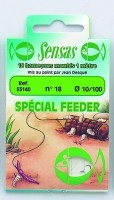 Sensas Special Feeder Haken No. 12