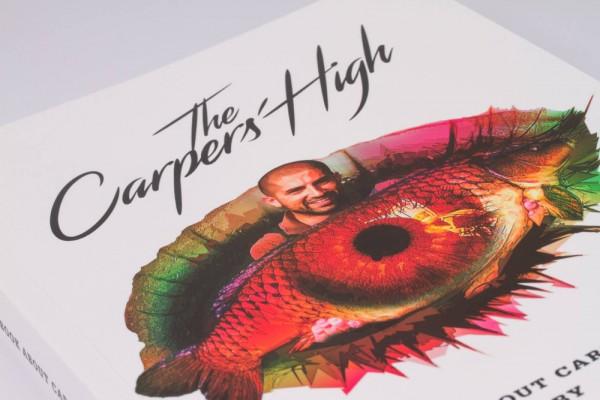 Korda Buch: The Carpers High - Ali Hamidi
