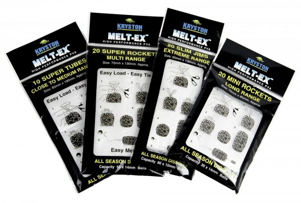 Kryston Meltex Rocket Bags