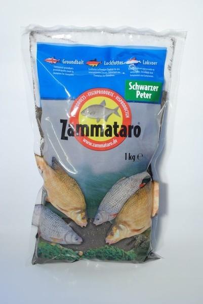 Zammataro Schwarzer Peter Groundbait 1kg